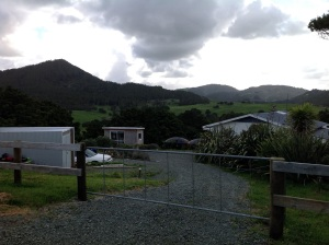 My rural New Zealand midwifery office and home